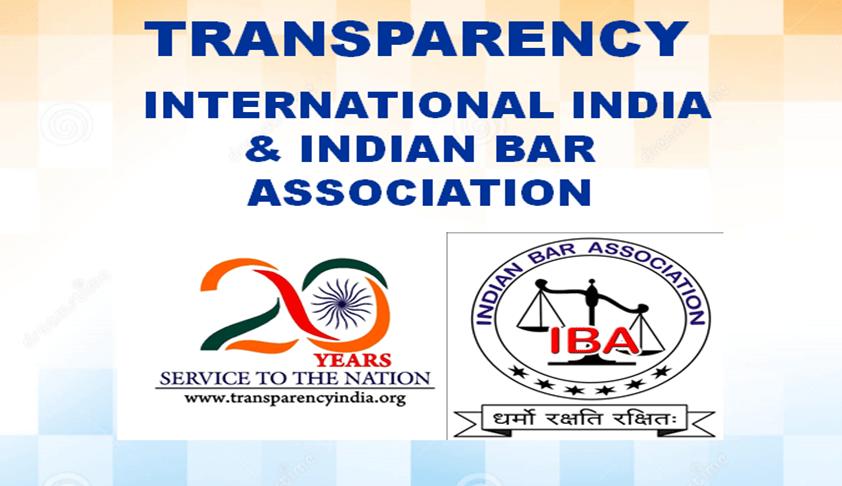 Transparency International India & Indian Bar Association's Workshop on Transparency in Judiciary & Governance [21st Apr; Mumbai]