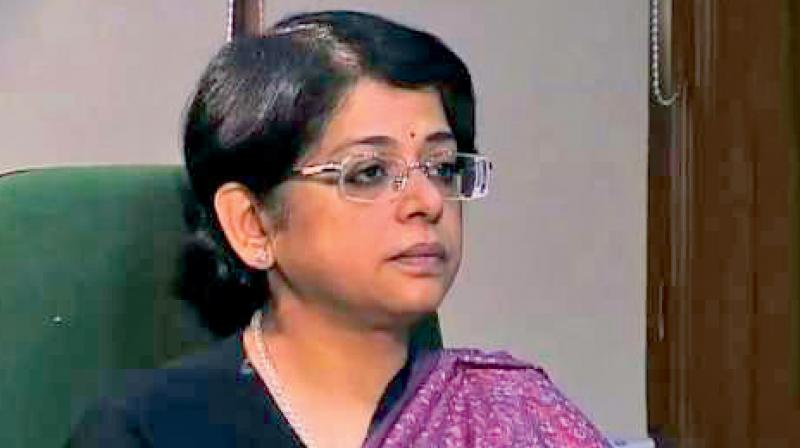 Govt Notifies The Appointment Of Indu Malhotra As Supreme Court Judge [Read Notification]