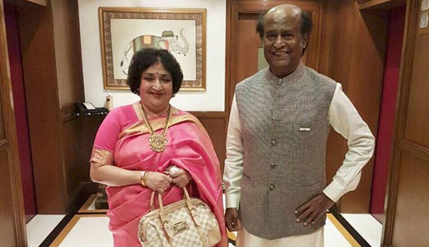 No SC Respite To Latha Rajnikanth On Rs. 6.2 Crore Film Dues [Read Order]