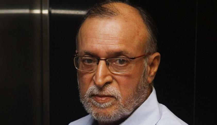 Lt. Governor Declares Empanelment Of Senior Advocates By Delhi Government Invalid [Read Letter]