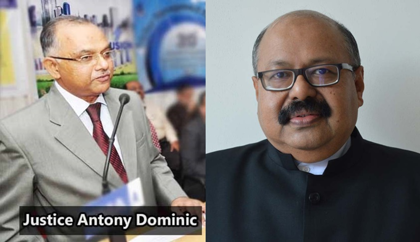 Kerala HC CJ Antony Dominic To Retire Tomorrow; Gauhati HC Judge Hrishikesh Roy Likely To Be Sworn In As Next CJ This Week [Update 1&2]