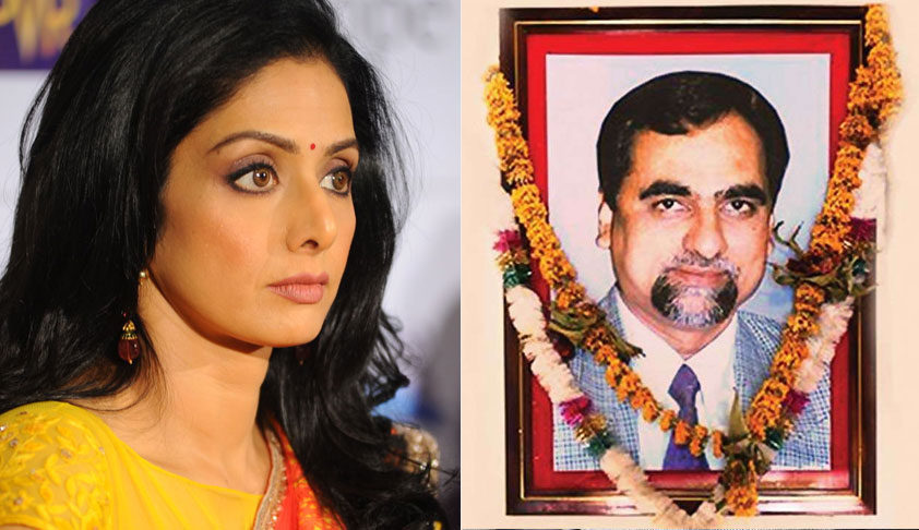 When Sr Adv Vikas Singh Dragged Loya Case Into Sridevi Death Case In SC