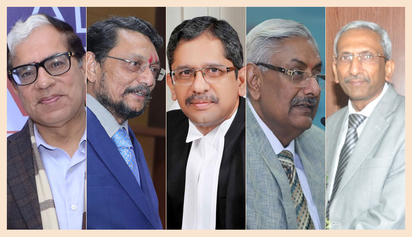 Breaking: Petition Challenging Rejection Of Impeachment Motion Against CJI Listed Tomorrow Before Justices A.K. Sikri, S.A. Bobde, N.V. Ramana, Arun Mishra & A.K. Goel