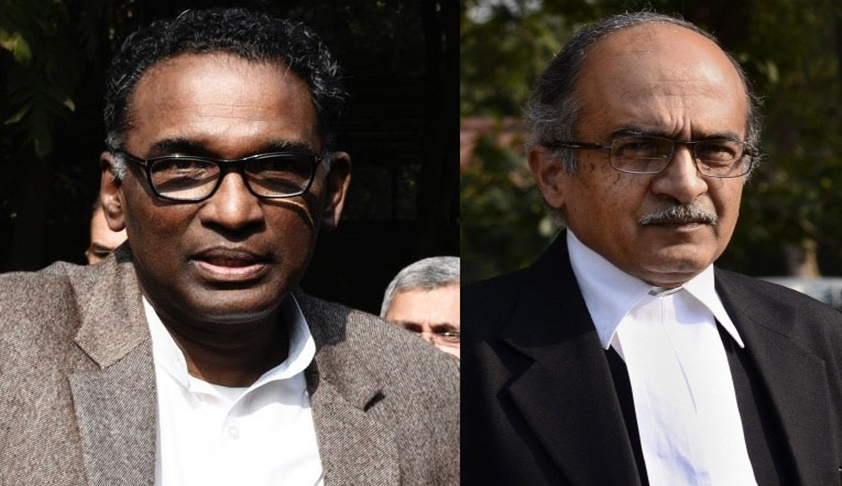 Future Generations Will Remember Your Contribution To The Democracy: Prashant Bhushan To Chelameswar J On His Last Working Day