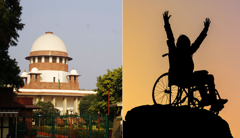 IDIA Trainee Approaches SC For Implementation Of 5% Seats Quota For Specially Abled Students In National Law Universities [Read Petition]