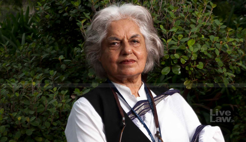 Senior Advocate Indira Jaising Demands Removal Of Adverse Remarks Against Her In Judge Loya Case Judgment [Read Application]