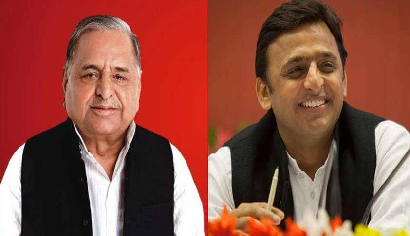 Give Us Sufficient Time To Vacate Govt Bungalows: Mulayam, Akhilesh To SC