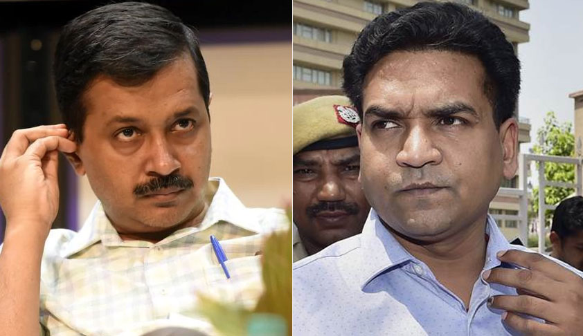 Kapil Mishra Moves HC As Kejriwal Misses Assembly, Says LG And Speaker Should Ensure CM's Presence; Make 50% Attendance Must For MLAs To Get Salary [Read Petition]