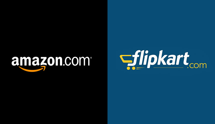 PIL Alleges Amazon, Flipkart Hoodwink FDI Norms Through Proxy Sellers, Delhi HC Issues Notice