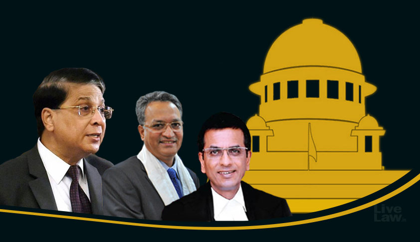 Breaking: SC Modifies The Earlier Directions Issued To Prevent Misuse Of 498A IPC, Says No To