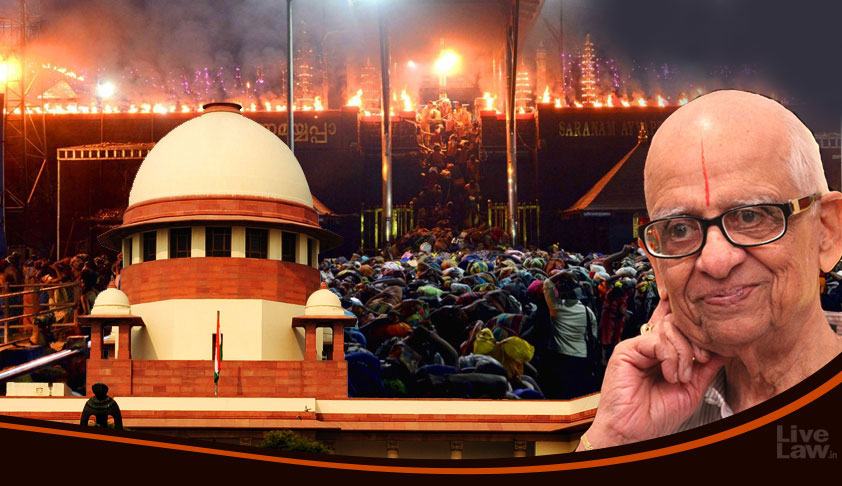Essential Religious Practises Cannot Be Tested On Rationality,NSS Seeks Review Of Sabarimala Judgment