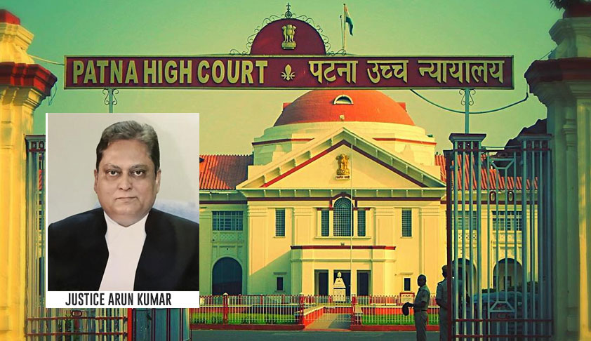 Centre Notifies Appointment Of Additional Judge Of Patna HC As Permanent Judge [Read Notification]