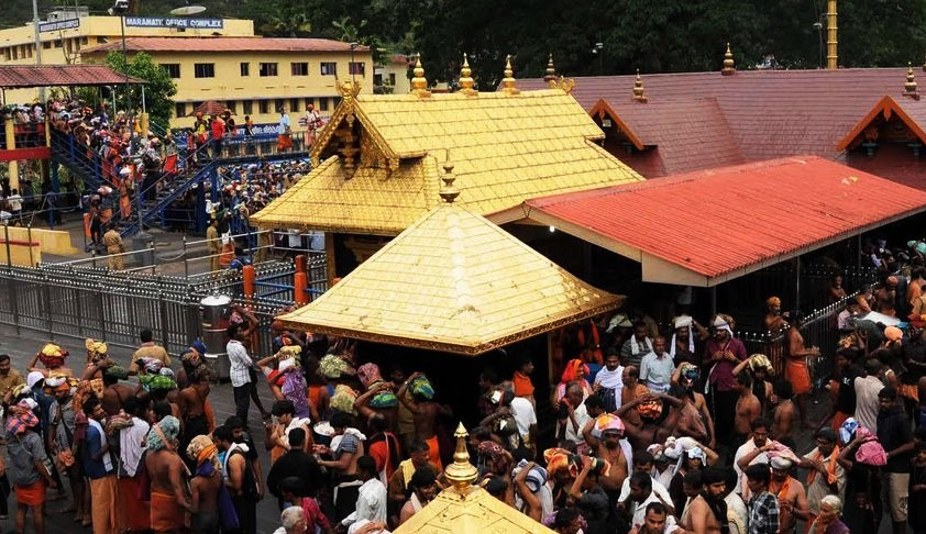 Supreme Court Reserves Judgment In Sabarimala Women