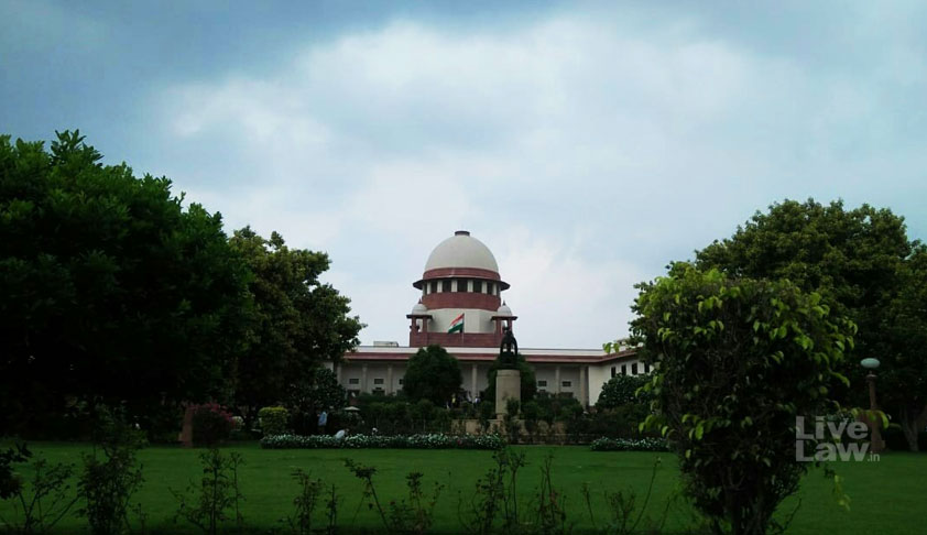 English- The Language Of Supreme Court Of India