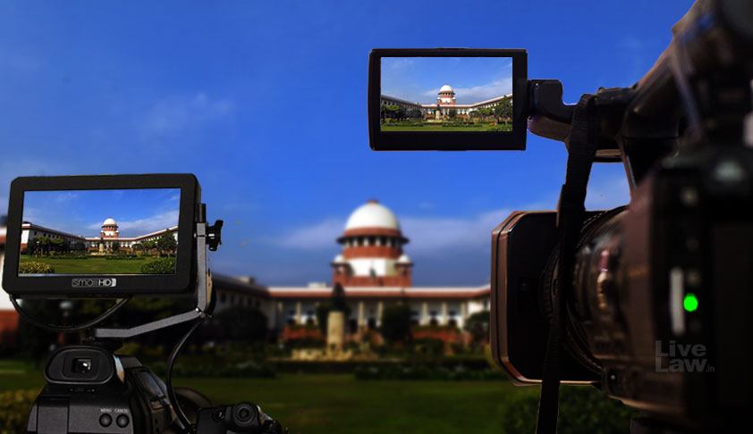 Live Streaming Of Supreme Court Cases—An Idea Whose Time Has Come