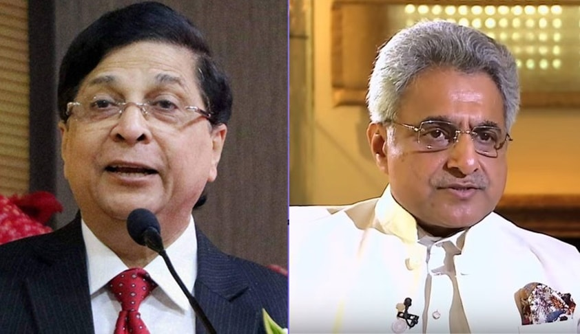 CJI Accepts Apology Of NGO Office Bearer Who Cast Aspersions On Him