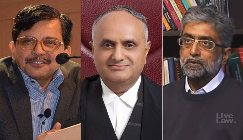 Delhi HC To Hear Habeas Plea For Gautam Navlakha