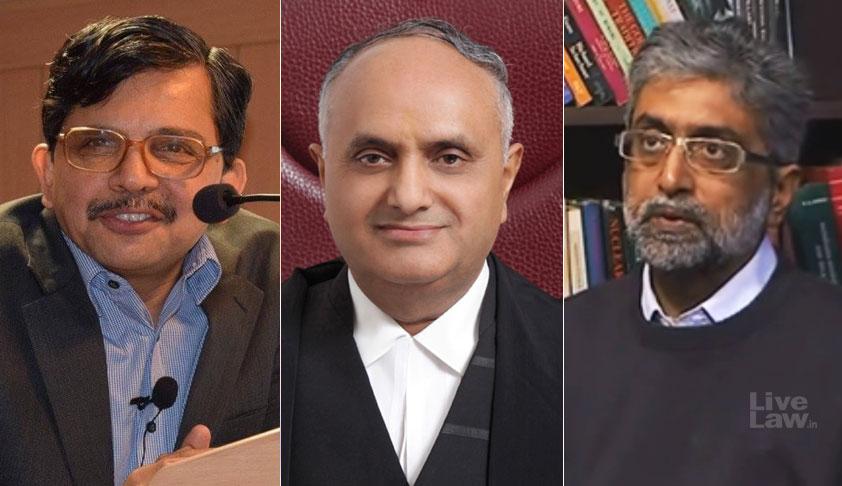 Habeas Plea For Gautam Navlakha: Delhi HC Halts Proceedings Citing SC