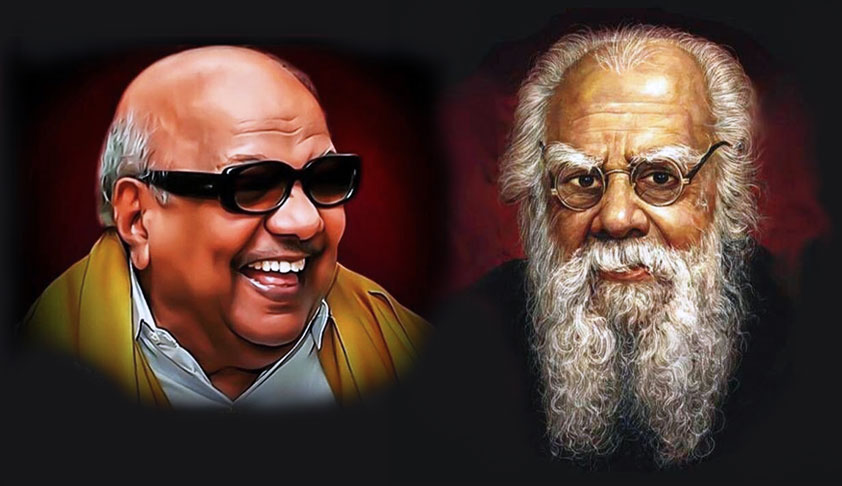 Law As Tool For Social Change : Examples From Karunanidhi