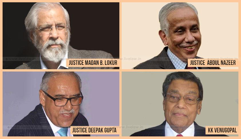 Retd SC Judge-Headed Panel To Look Into Plight Of Children Of Women Prisoners [Read Order]