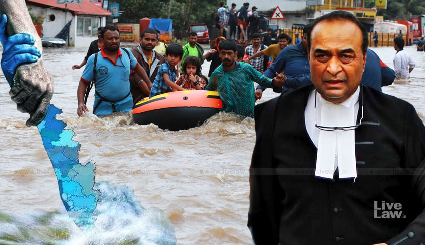 Kerala Floods: Former AG Mukul Rohatgi Donates 50 Lakhs, Bombay Bar Association, Maharashtra Bar Council Appeal Lawyers To Contribute