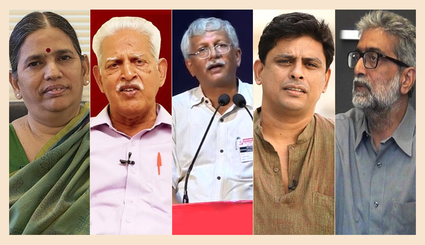 Arrest Of Activists And Lawyers In Bhimakoregaon Case: SC To Pronounce Judgment Tomorrow [Read The Written Submissions For The Petitioners]