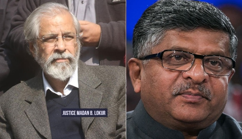 "We Were Told Governance Is For Govt, Not For Courts"", SC Justice Lokur's Dig At Centre"