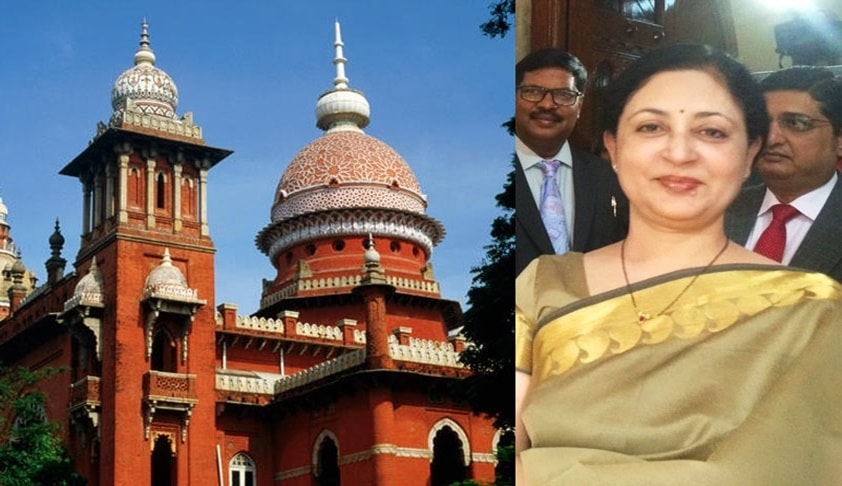 Justice Tahilramani Sworn In As Chief Justice of Madras High Court