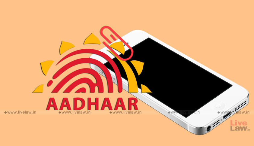 Telecom Service Providers Directed To Stop Using Aadhaar For Customer Verification [Read Directions By DoT]