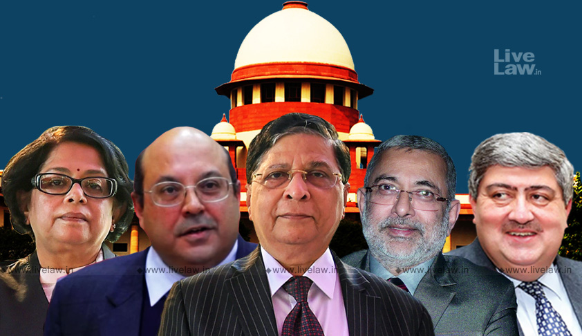 Breaking: No Need To Collect Quantifiable Data Of Backwardness To Give Reservation In Promotions For SC/STs- Nagraj Decision Clarified By SC; Reference To Larger Bench Declined [Read Judgment]