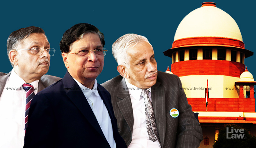 Ayodhya : Impact Of Order Refusing Reference To Constitution Bench In The Main Case