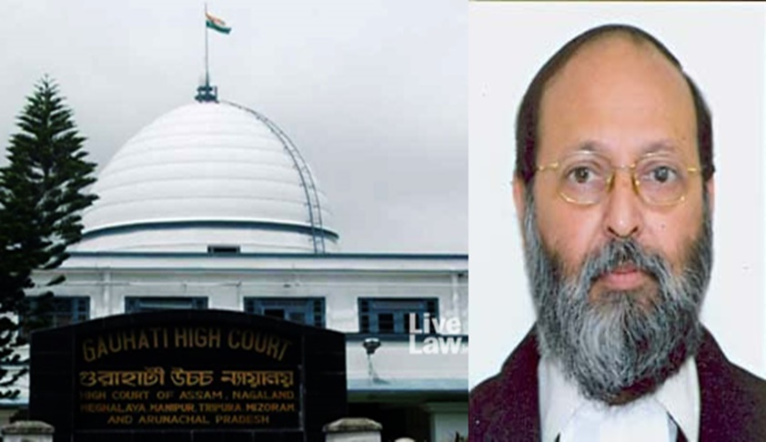 Justice Arup Kumar Goswami Appointed As Acting Chief Justice Of Gauhati High Court
