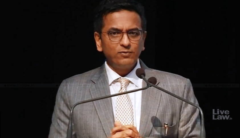 """Constitution Intends To Transform Society"": Justice Chandrachud [Video]"