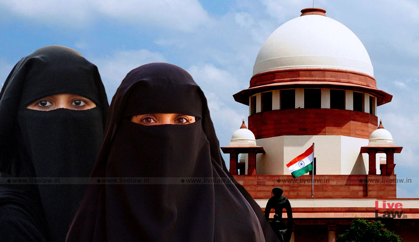 Triple Talaq Ordinance May Lead To Polarization & Disharmony In Society: Plea In SC Challenging Its Constitutional Validity [Read Petition]