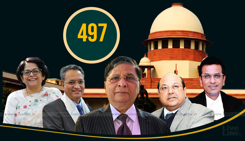 article 497 of indian constitution