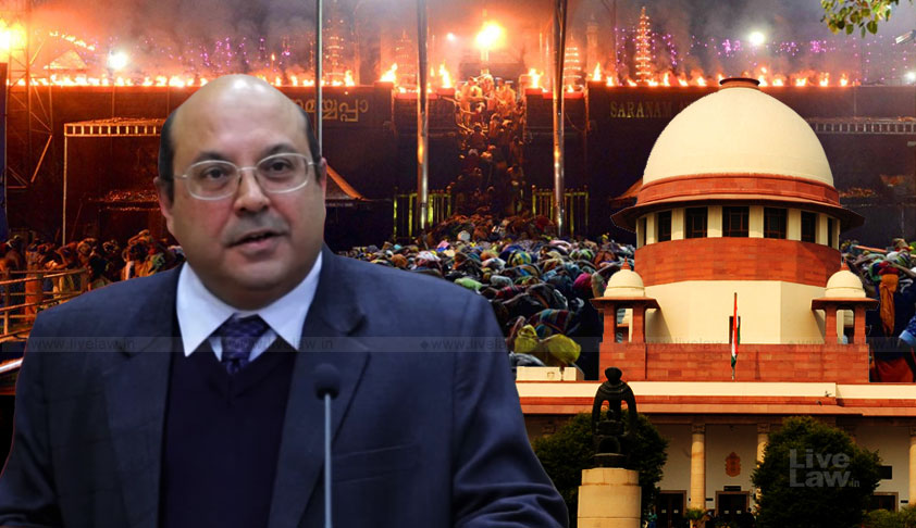 Sabarimala Custom Must Yield To Fundamental Right Of Women To Worship : Justice Nariman [Read Judgment]