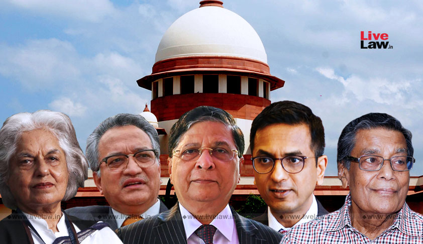 Breaking: Sunlight Is The Best Disinfectant: SC Allows Live-Streaming Of Court Proceedings In Larger Public Interest [Read Judgment]