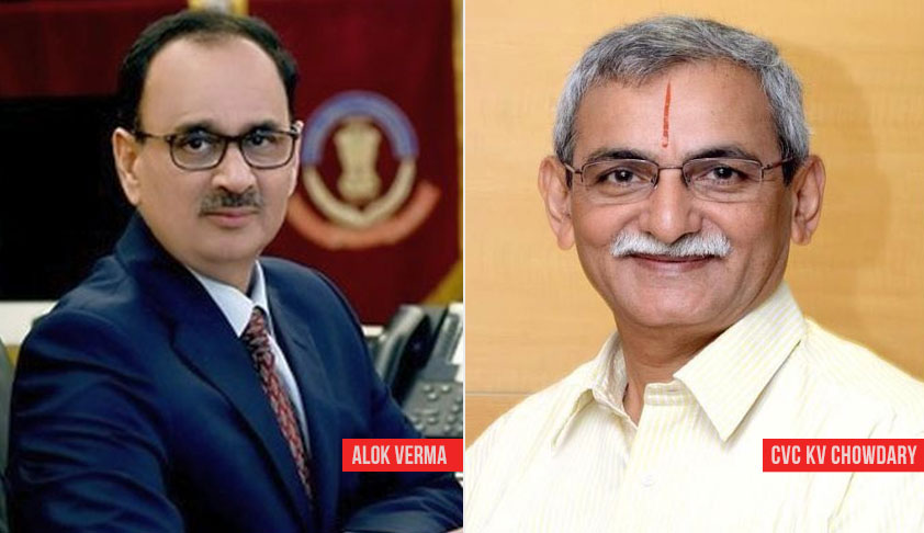 CBI Director Cannot Be Divested Of Powers Without Approval Of High Powered Committee, Contends Alok Verma In SC [Read Petition]