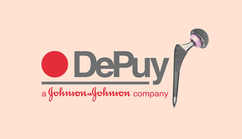 Plea Alleging Faulty Hip Implants by Johnson & Johnson Into The Bodies Of 14,525 Indian Patients: SC Seeks Centre