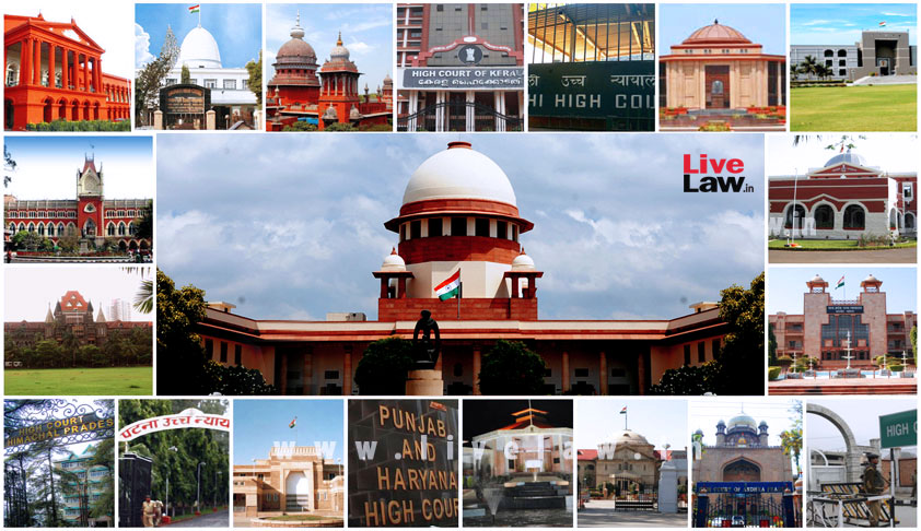 Gauhati, Orissa, Meghalaya, Madras & Delhi High Courts Get New Judges [Read Notifications]