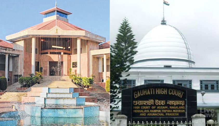 Centre Notifies Transfer Of Judges To Manipur And Gauhati HCs