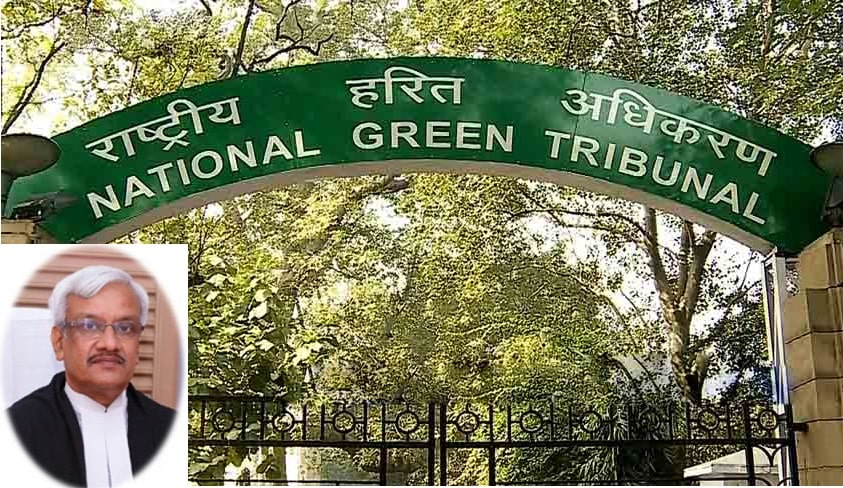 Former Kerala HC Judge, Justice K Ramakrishnan Appointed As NGT Member