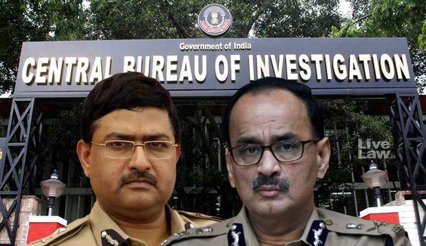 Delhi HC allows CBI Director Alok Verma, JD A K Sharma to inspect Rakesh Asthana