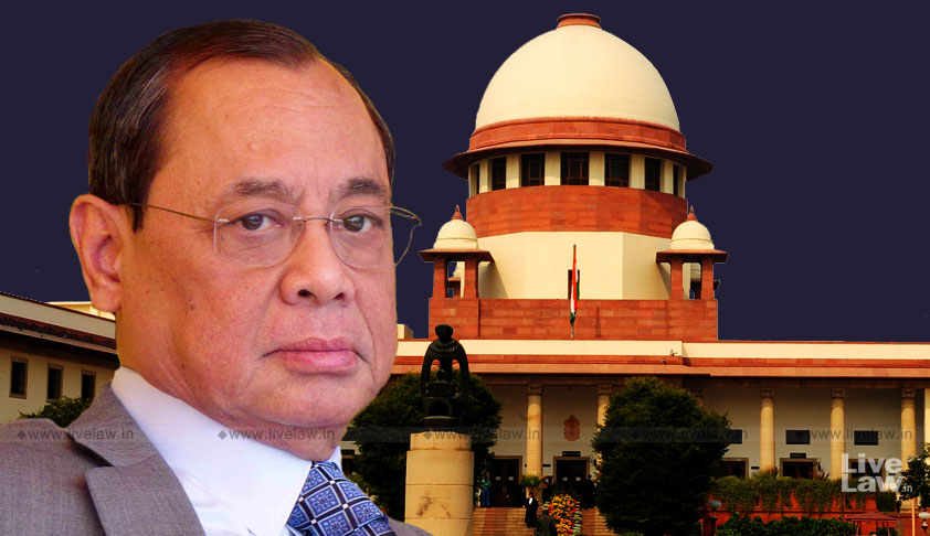 """We Will Use Mics"": CJI Gogoi Assures In Open Court"