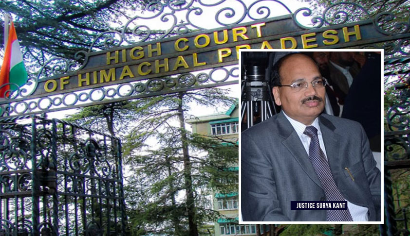 Justice Surya Kant Appointed As Chief Justice of Himachal Pradesh High Court [Read Notification]