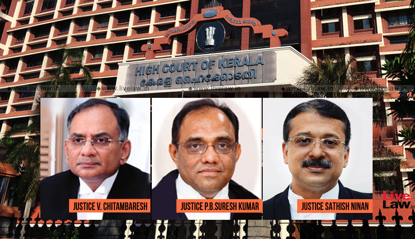It Is The Burden Of Insured To Prove That Intimation Of Cancellation Of Insurance Policy Was Not Received From Insurer : Kerala HC Full Bench [Read Judgment]