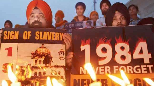 1984 Anti-Sikh Riots Amount To