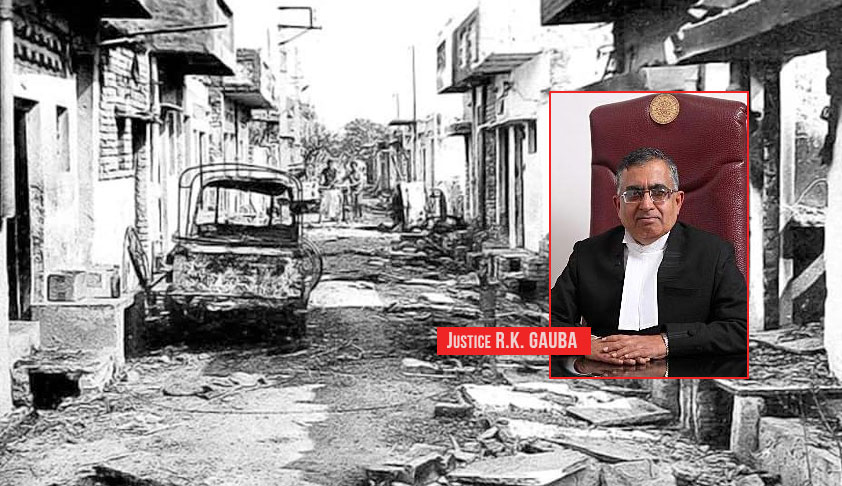1984 Anti-Sikh Riots: Re-examine Evidence On 22 Unexamined Homicidal Deaths: Delhi HC Directs Delhi Police [Read Judgment]