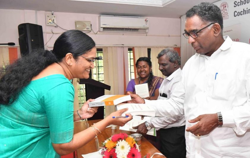 Book On Interface Of Law & Genetics Released By Justice Chelameswar