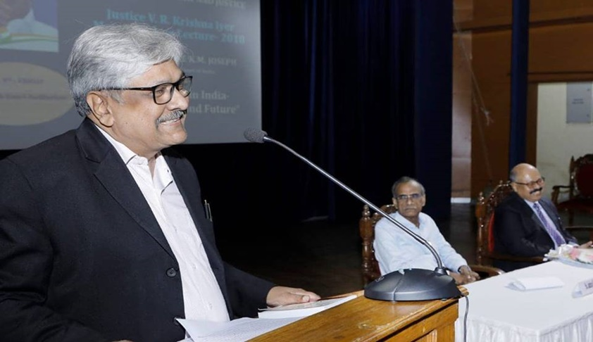 Centre And States Should Imbibe The Spirit Of Cooperative Federalism: Justice KM Joseph [Video]